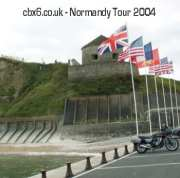 Normandy Landings June 1944, cbx6.co.uk went touring on the 60th anniversary..